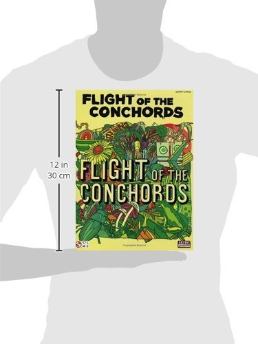 Flight Of The Conchords Easy Guitar Amazon Flight Of The