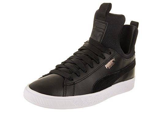 Black Women's Puma Black Fierce Puma Casual PUMA Basket Shoe fd8qqUv