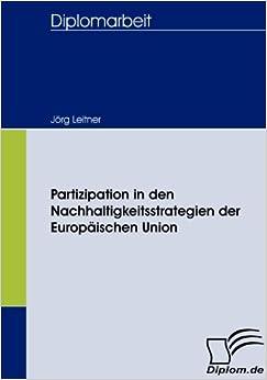 Partizipation in den Nachhaltigkeitsstrategien der Europäischen Union