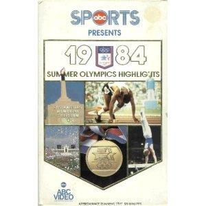 - ABC Sports Presents: 1984 Summer Olympics Highlights [VHS]