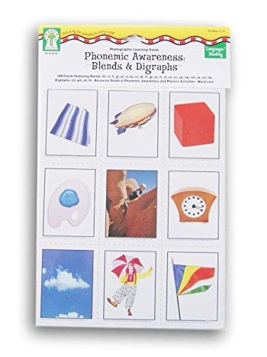 Digraphs And Blends (Key Education Publishing Phonemic Awareness: Blends and Digraphs)