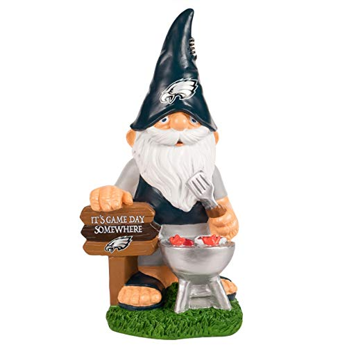Seattle Seahawks Barbecue Gnome ()