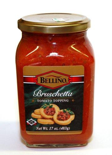 Bellino - Tomato Bruschetta, (2)- 17 oz. (Tomato Bruschetta Topping)