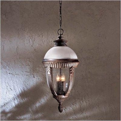 Minka Lavery Outdoor 8974-61, Heron Bay Outdoor Ceiling Lighting, 160 Total Watts, Rust