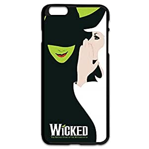 IPhone 6 Plus Cases Wicked Witch Design Hard Back Cover Proctector Desgined By RRG2G