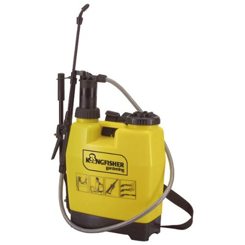 Kingfisher PS4016 16 Litre Backpack Sprayer - Yellow King Fisher