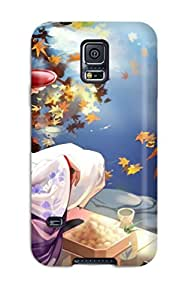 Perfect Geisha Anime Case Cover Skin For Galaxy S5 Phone Case