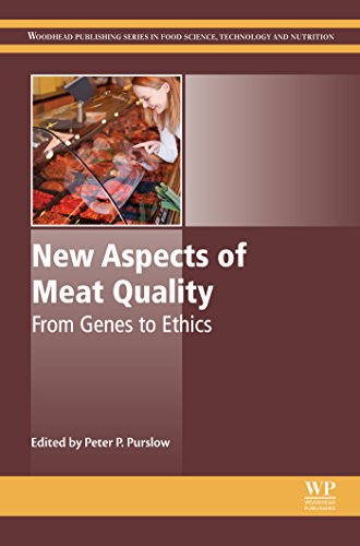 New Aspects of Meat Quality: From Genes to Ethics (Woodhead Publishing Series in Food Science, Technology and (Intracellular Antioxidant)