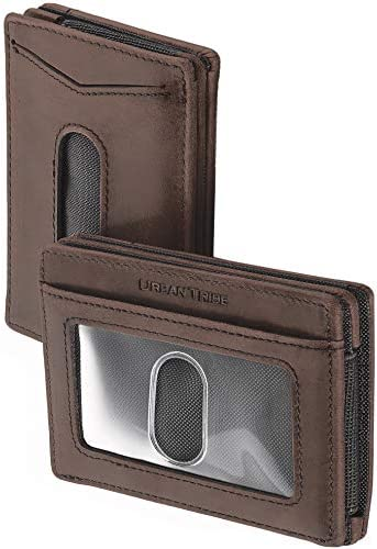 Compact Sleeve Wallet Premium Leather product image