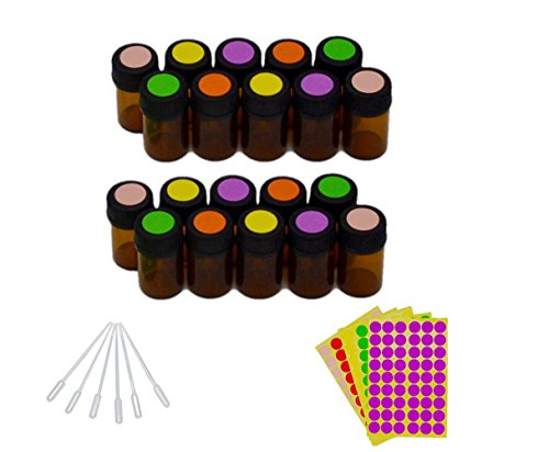 2-ml-5-8-dram-amber-glass-essential-oil-bottle-with-orifice-reducer-and-cap5-piece-blank-lables-10-p