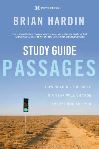 passages study guide kindle edition by brian hardin religion rh amazon com wild at heart study guide download Cardiology Study Guide
