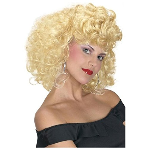 Sandy's Cool Grease Costume Wig - Adult -
