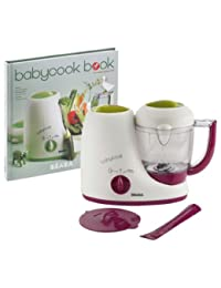 Beaba Babycook Classic Baby Food Maker with Cookbook, Gipsy BOBEBE Online Baby Store From New York to Miami and Los Angeles