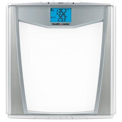 Health o Meter Glass Body Fat Scale, BFM081DQ-63