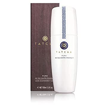 Tatcha Pure One Step Camellia Cleansing Oil – 150 milliliters 5.1 ounces