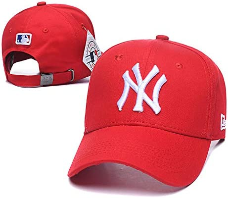 White JS Auto Baseball Hat Adult Men /& Women for NY Yankees Cap