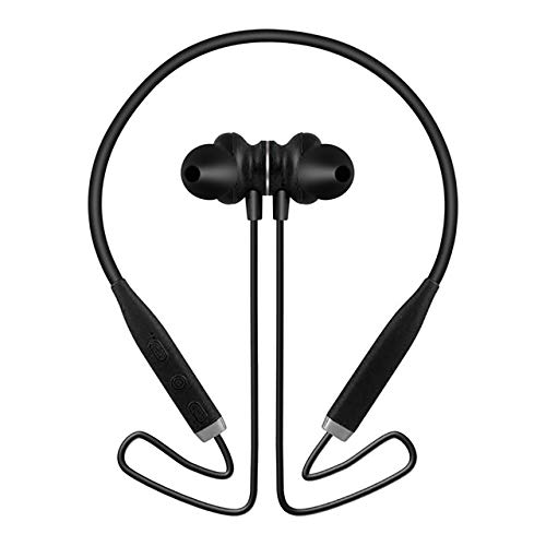 Bluetooth Headphones Vidgoo Sweatproof Sports Bluetooth Earphones Rechargeable Wireless Waterproof in Ear Headset for Gym Running Workout Noise Cancelling Headphone