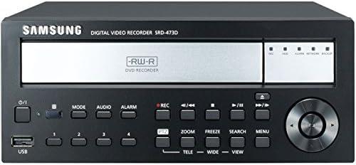 NEW Samsung 4CH Multi Purpose Surveillance Security Recorder DVR SRD-473D 1TB