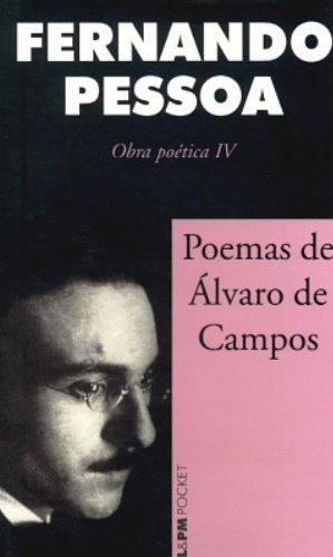 Poemas De Álvaro De Campos - Coleção L&PM Pocket