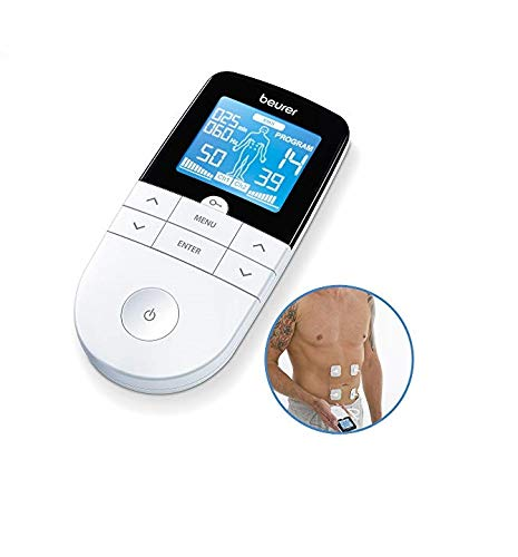 🥇 Beurer EM49 – Electroestimulador digital