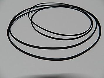Sonido De Banda Correa de distribución Philips N 4414/N 4415 Rubber Drive Belt Kit: Amazon.es: Electrónica