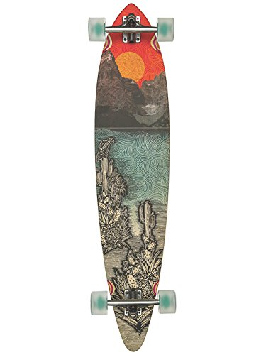 GLOBE Skateboards Pintail Bamboo Complete 44