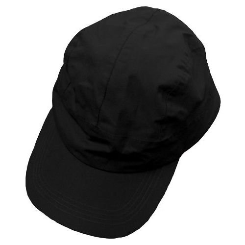 The Weather Company Unisex Waterproof Rain Hat, Black (Bucket Style Rain Hat)