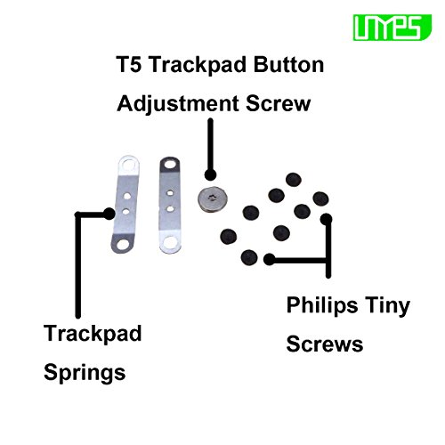 Touchpad Trackpad Screw For MacBook Pro Unibody A1278 A1286 2009 2010 2011 2012 A1342