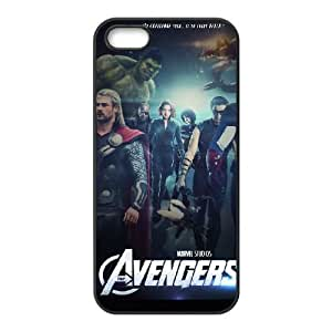 The Avengers iPhone 5 5s Cell Phone Case Black Q6959918