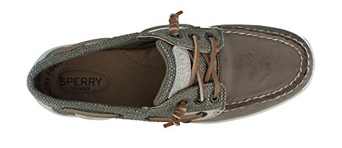 Sperry Women's, Rosefish Slip on Boat Shoe Taupe