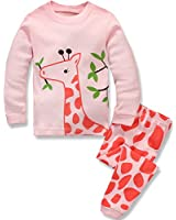 Babypajama Deer Little Girls' Pajamas Set...