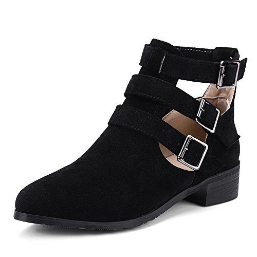 35 Cinturino EU Black Donna Alla con Caviglia Nero BalaMasa BalaMasaAbl10673 8nx6zwFF