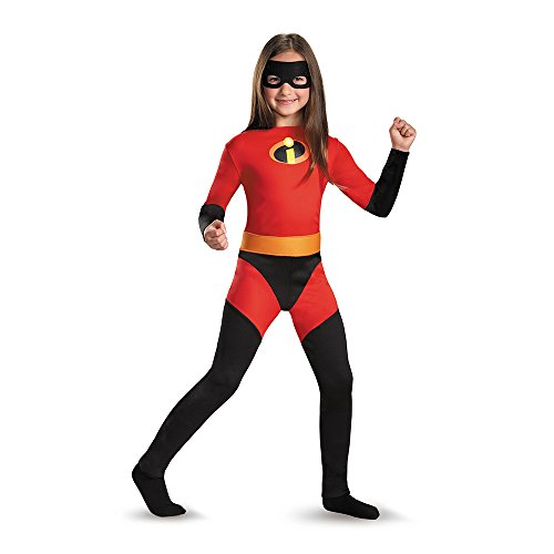 Violet Costumes Incredibles (Disney The Incredibles Violet Classic Girls Costume, Small /4-6x)
