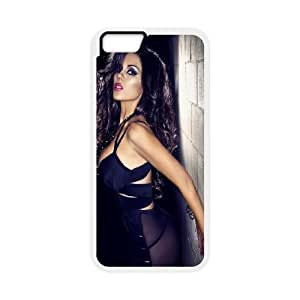 iPhone 6 Plus 5.5 Inch Cell Phone Case White Carissa Rosario SUX_989998