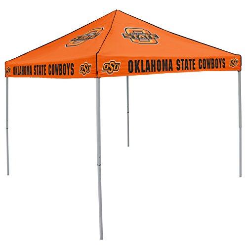 Logo Brands NCAA Oklahoma State Cowboys Color Tent