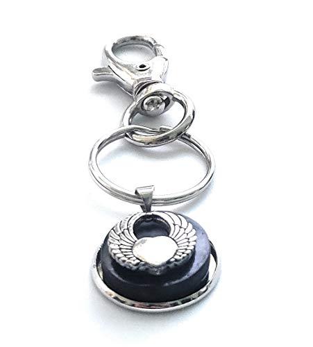 Shungite Keychain