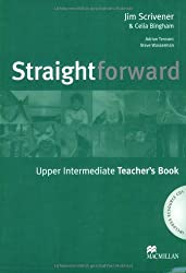 Straightforward: Upper Intermediate / Teacher's Book with 2 Audio-CDs