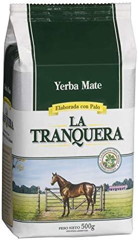 La Tranquera Yerba con Palo de Gusto Fresco,