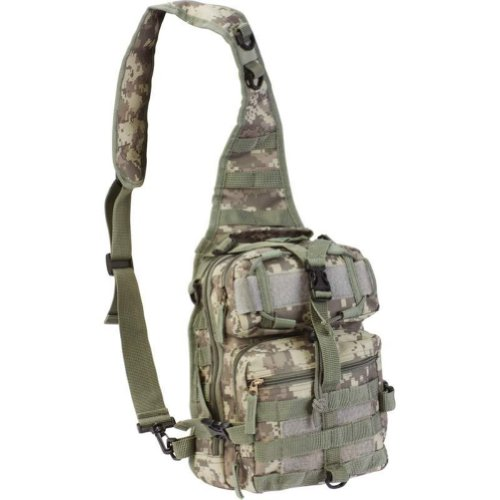 Sling Style Backpack Camo Lubpadcs Dig 11in TBwEvCq4v