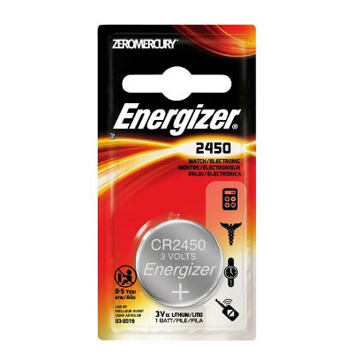 Energizer Lithium Electronic Battery Ecr2450