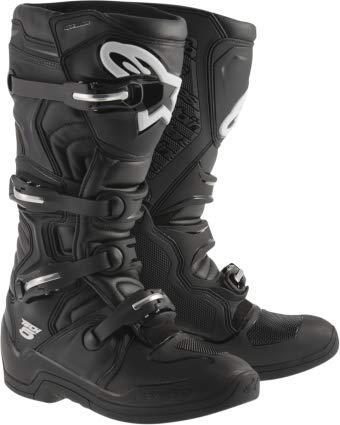 (Alpinestars Tech 5 Boots-Black-10)