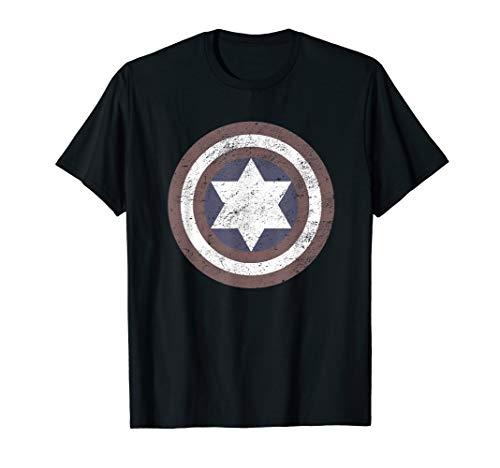 Captain Jew Israel Funny Jewish T-Shirt