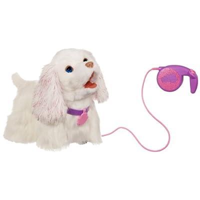 Glitter Go Go My Walkin Pup from FurReal Friends