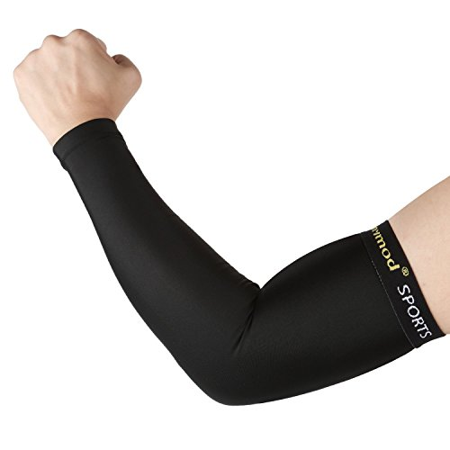Shinymod Arm Sleeves UV Protection Sleeves for Men Women ...