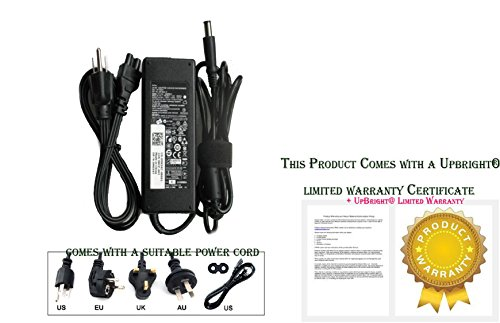 Dell Inspiron 6000 Replacement - Dell 90W Replacement AC Power Adapter for Dell Inspiron 17R (N7010),Inspiron 600M (Smart Card Memory),Inspiron 6400 ,100% Compatible with PA-10 Family