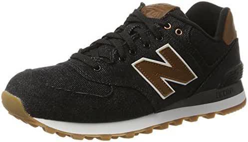 New Balance Men's ML574 Canvas Pack Sneaker