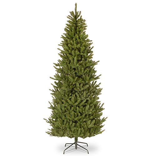 9' Natural Fraser Slim Fir Artificial Christmas Tree - Unlit ()