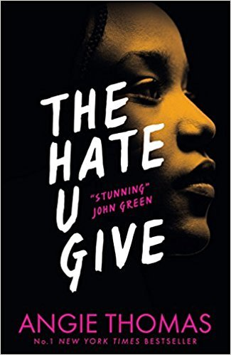 [By Angie Thomas] The Hate U Give (Paperback)【2017】by Angie Thomas (Author) [1865]