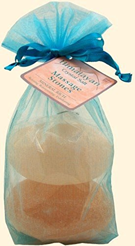 Himalayan Salt Massage Stones ()