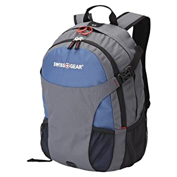 Amazon.com : SwissGear Stow Pack Hiking, Daypack, Backpack ...